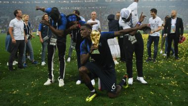 Paul Pogba Inspiring Speech Before Match Against Argentina: Watch French Midfielder Deliver A Motivating Talk!