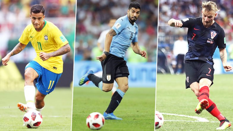 Which FC Barcelona Player Can Win 2018 FIFA World Cup After Lionel Messi and Andres Iniesta's Departure? List of Barca Footballers Who Can Lift the WC Trophy!