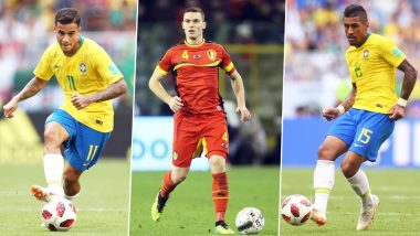 Brazil vs Belgium, 2018 FIFA World Cup, Round of 8, Quarterfinal Match 2 Preview: Belgium's 'Golden Generation' Have Task Cut Out Against Brazil