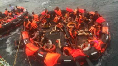 Phuket: Diving Boat Sinks, 27 Dead, Dozens Feared Missing in Water Off Thailand