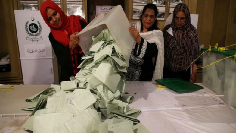 Pakistan Elections 2018: Software Glitch Delays Pakistan General Election Results