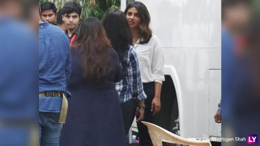 Priyanka Chopra Is Happy to Be Back in Bollywood and These Pictures Are the Proof!