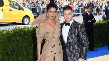 Priyanka Chopra and Nick Jonas Were on a Date During their Met Gala 2017 Appearance? The Singer Answers...