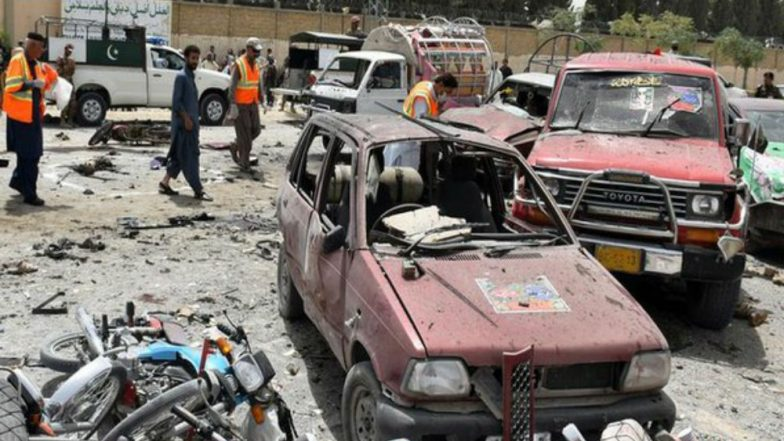 Quetta Blast: Death Toll Rises to 31 on Pakistan Election Day Blast