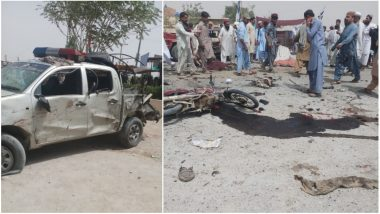 Pakistan Elections 2018: Bomb Blast Near Polling Booth in Balochistan's Quetta; 31 Dead, Several Injured