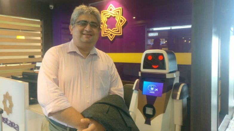 First Robot at Airport: RADA, Artificial Intelligence-powered Robot by Vistara, Installed at Delhi Airport to Assist Passengers