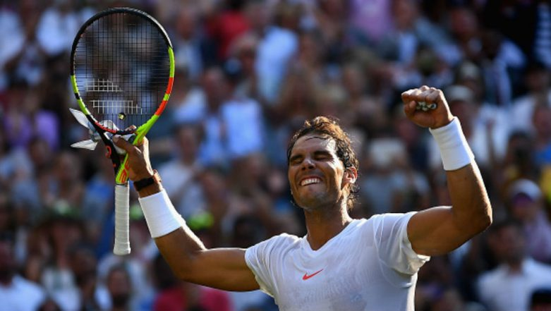 Rafael Nadal Qualifies for Wimbledon Quarterfinals After 7 Years