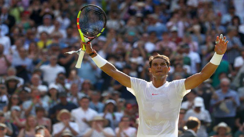 Rafael Nadal Begins 2018 Wimbledon Campaign with Straight-set Victory over Dudi Sela