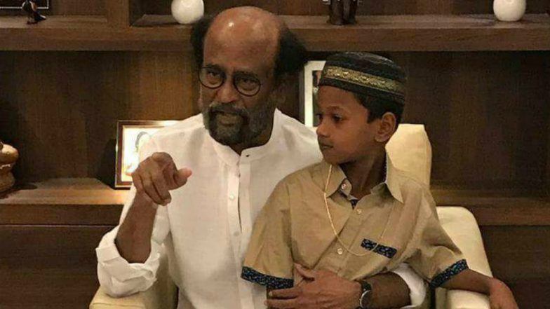 Rajinikanth Impressed With Erode Boy Mohammed Yaseen's Honesty, Offers to Take Care of His Educational Expenses!