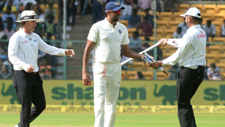 Latest ICC Test Rankings: Ravichandran Ashwin Climbs on the Number Seven Spot; Virat Kohli Remains on Number One!