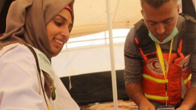 Probe by Israeli Rights Group Reveals Israeli Sniper Deliberately killed Paramedic Razan Al-Najjar