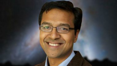 Indian Priest-Scientist Richard D'Souza Discovers Milky Way Had a Long-Lost Sibling