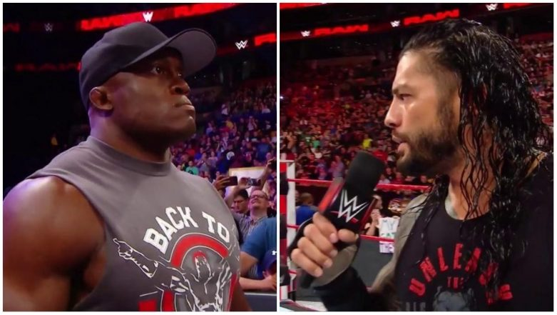 WWE Monday Night RAW Highlights and Match Results: Roman Reigns and Bobby Lashley Steal the Show Ahead of Extreme Rules 2018
