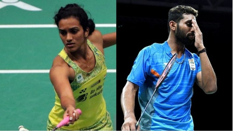 PV Sindhu, HS Prannoy Crash Out of 2018 Indonesian Open Badminton Tournament