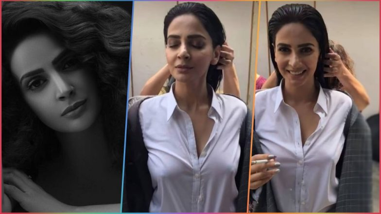 Saba Qamar Slut-Shamed for Smoking and Posing 'Braless' in Hot Viral Pictures: Pakistani Celebrities Speak in Support of Hindi Medium Actress