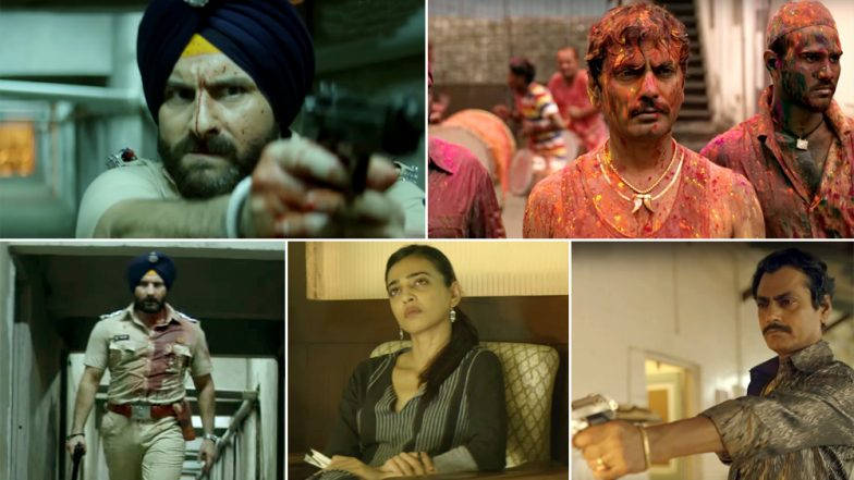 Sacred Games actor Rajshri Deshpande is being called a