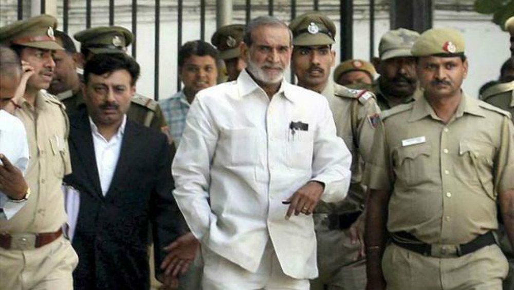 1984 Anti-Sikh Riots Case: Supreme Court Declines Sajjan Kumar's Plea for Interim Bail