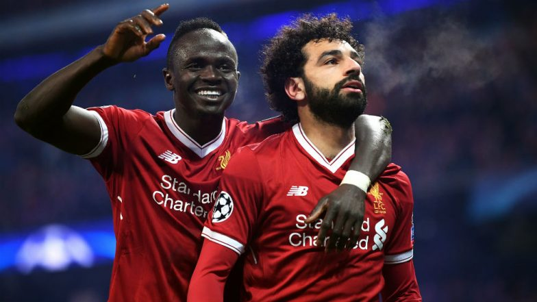 Mohamed Salah, Sadio Mane on target as Liverpool down Machester City