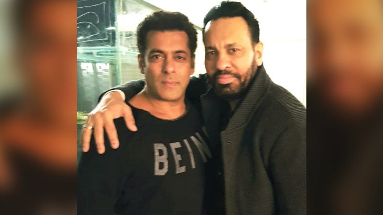 Salman Khans Bodyguard Sheras Son Starts Prepping For His Big