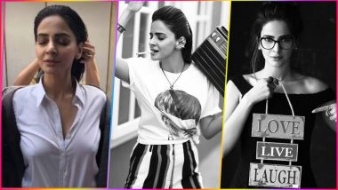 Forget Saba Qamar's Leaked Smoking Cigarette Pictures, Check Out Pakistan Actress Look a Stunner in These Instagram Photos