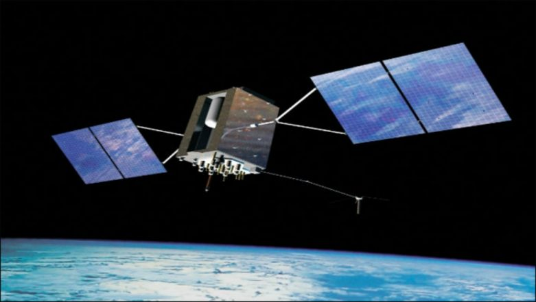 China Launches High-resolution Earth Observation Satellite to Monitor BRI