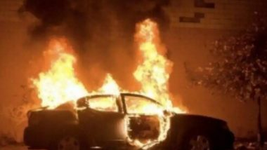 Saudi Woman's Car Set on Fire Week After Driving Ban Was Lifted
