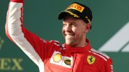 Sebastian Vettel Reportedly Offered a Pay Cut in the New Contract by Ferrari, Emergence of Charles Leclerc Could be the Reason