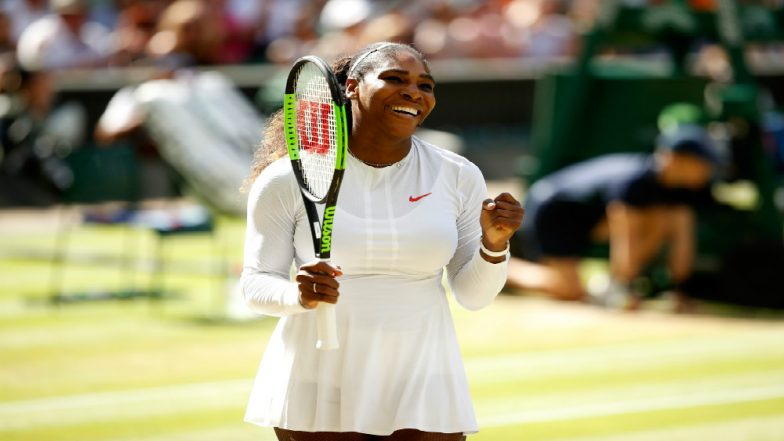 Serena Williams Beat Camila Giorgi and Enters 2018 Wimbledon Semis with Comeback Victory