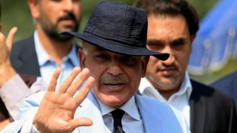 Shahbaz Sharif Urge People to Vote Nawaz Sharif on 25th July General Elections