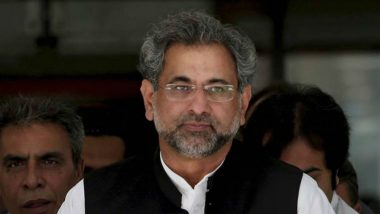 LNG Corruption Scandal: NAB Arrests Ex-Pakistan PM Shahid Khaqan Abbasi