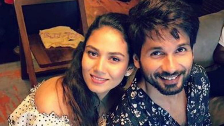 Shahid Kapoor Opens Up About Sexting Wife Mira Rajput, Says He is Better at It!