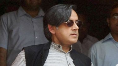 Kerala Should Request WHO for Anti-cholera Vaccines, Says Shashi Tharoor