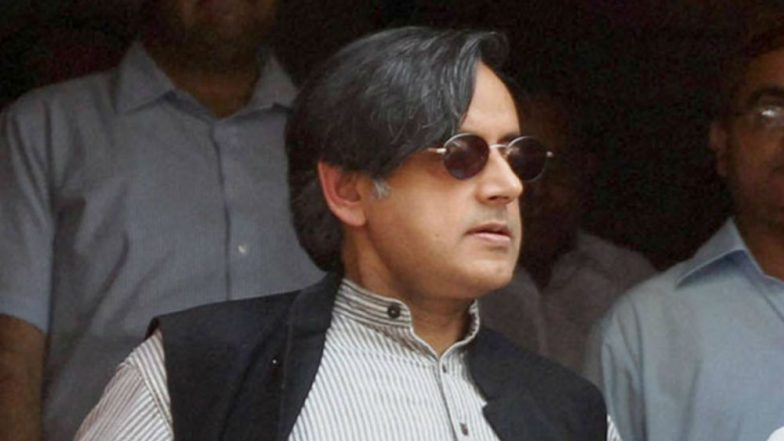 Shashi Tharoor Faces BJP Ire for Calling Naga Traditional Headgear 'Outlandish' and Insulting PM Narendra Modi