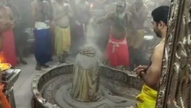Shravan 2018: Devotees Queue Up Outside Shiva Temples, Check Images of First Sawan Somvar (Monday) of Holy Month