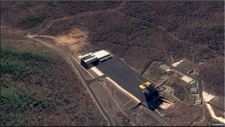 Satellite Photos show North Korea Has Begun Dismantling Rocket Test Site