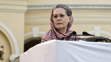 Sonia Gandhi Stops Kerala Congress MP From Protesting Against Women's Entry Into Sabarimala Temple, Says 'Party Stands For Gender Equality'