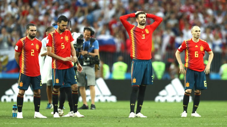 Spain Crashes Out of 2018 FIFA World Cup: A Look at Spanish Team's Record of Losing Against Host Teams in World Cup History!