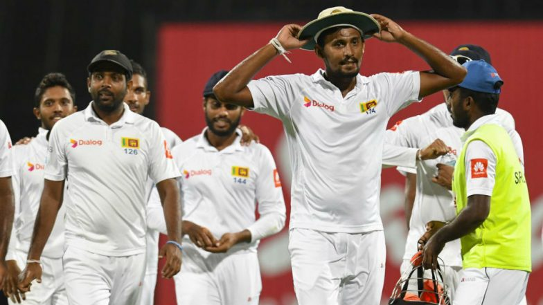 Sri Lanka vs South Africa Test Series 2018: Dinesh Chandimal in Lankan Test Squad Despite Pending Ball-Tampering Hearing