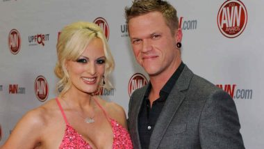Stormy Daniels' Husband Glendon Crain Files Divorce! Alleges Porn star of Adultery