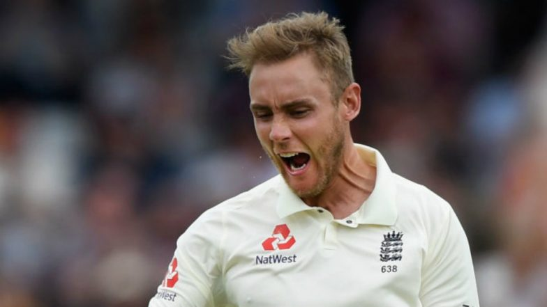 Stuart Broad to Captain MCC Against Surrey