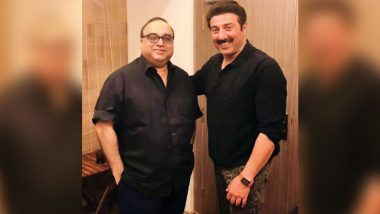 Sunny Deol to Reunite with his Ghayal Director Rajkumar Santoshi in Reviving Long-Delayed Fateh Singh?
