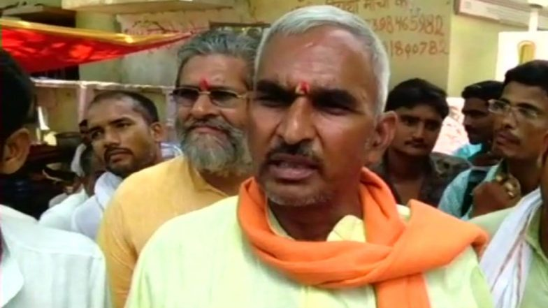 BJP MLA Surendra Narayan Singh Makes Another Insensitive Remark on Rape Cases, Says 'Even Lord Ram Can't Stop Sexual Assaults'