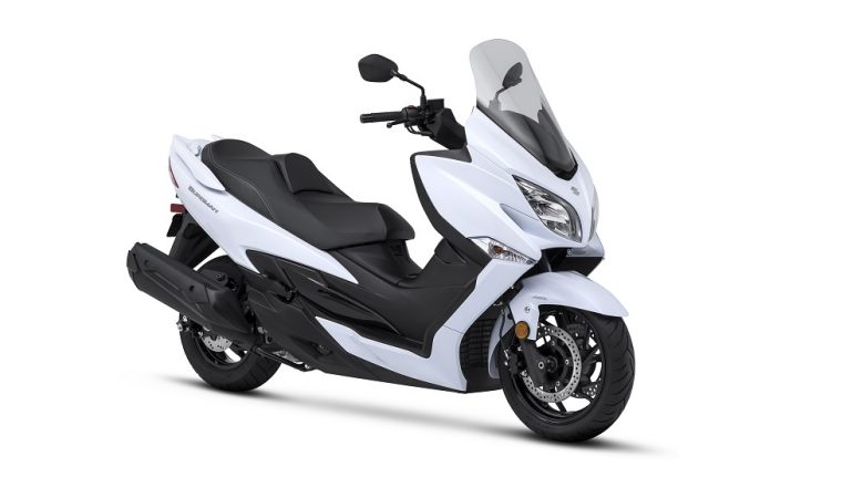 Suzuki Burgman Street 125 Scooter Launched In India At Rs
