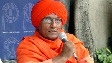 Swami Agnivesh Thrashed Outside BJP Office, Files Police Complaint