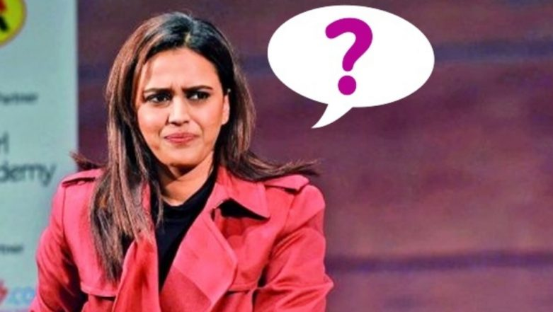 Swara Bhasker Should Resign as 'PM of India', Says Twitterati; Find Out Why