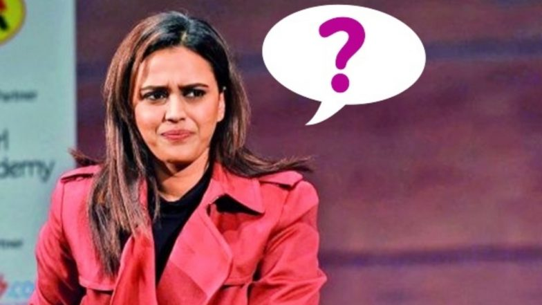 Is Swara Bhaskar Obsessed With This Colour Combination? See Pictures For Proof