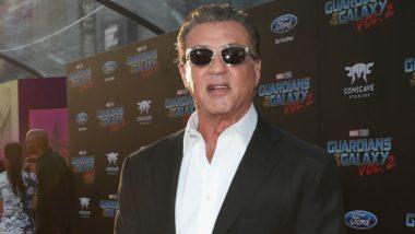 Sylvester Stallone Posts Flashback Video with Michael B Jordan