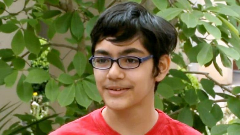 15-Year-Old Indian-American Boy Graduates as Engineer, Starts PhD in US