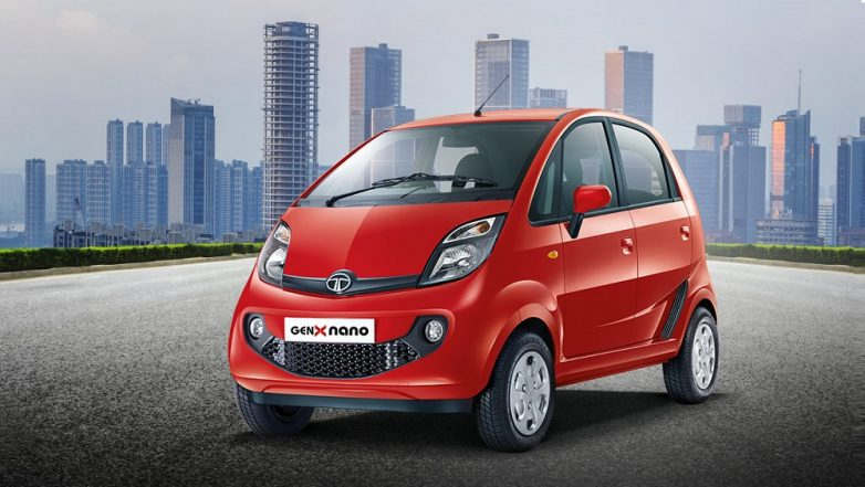 Hold on Guys! The Road for Tata Nano Is Not Over Yet; Will Be Available on Order Basis