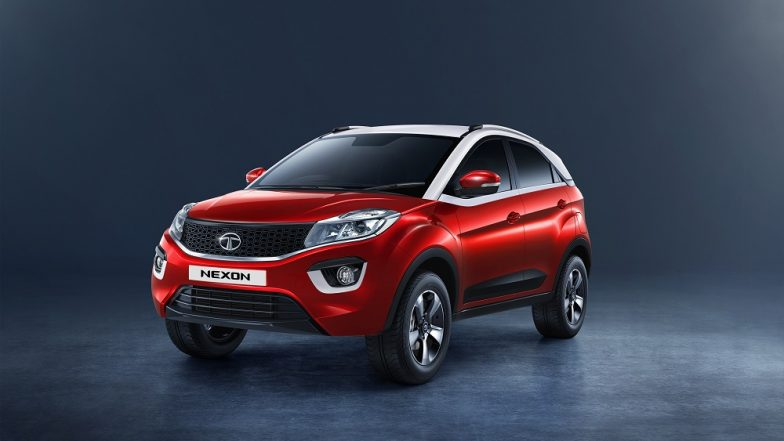 Tata Motors Launches New Nexon XMA (Automatic) Variant in India; Prices Start From Rs 7.5 Lakh